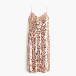 J.Crew Collection Sequin Party Dress in size 6